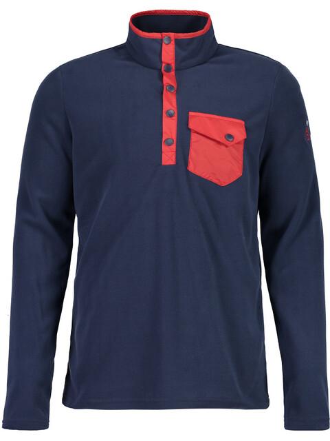 Maloja SeverinM. Longsleeve Shirt Men blue